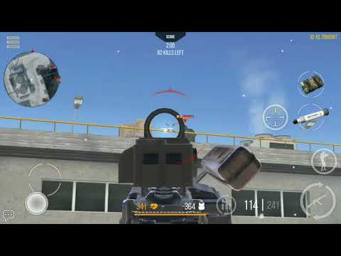 Modern Strike Online Gameplay Most #kills And Win