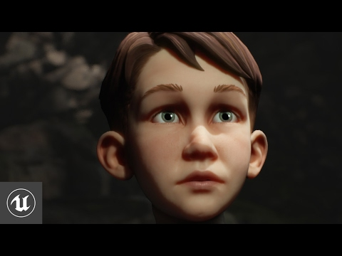 A Boy & His Kite: An Animated Short | Unreal Engine