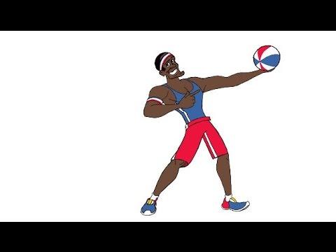Harlem Globetrotters Animations