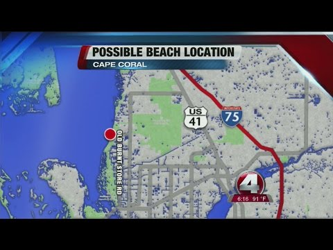 New beach possible in Cape Coral