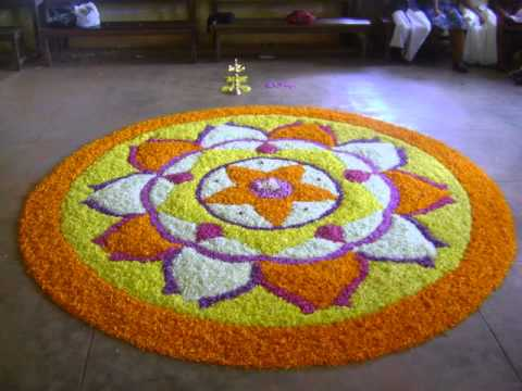 Simple Flower Carpet Designs