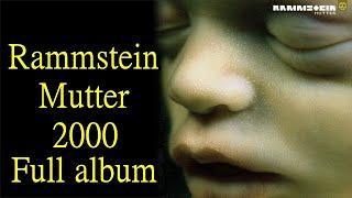 R̤am̤mst̤e̤in - Mṳt̤ter 2001 Full album