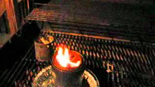 Diy: How To Make A Wood Gas Stove Camp Stove