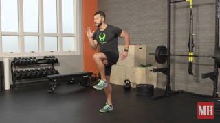 Lateral 3-Step Cardio Drill