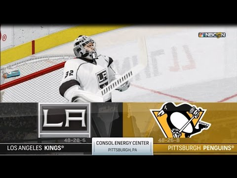NHL 17 Requests - Los Angeles Kings vs. Pittsburgh Penguins