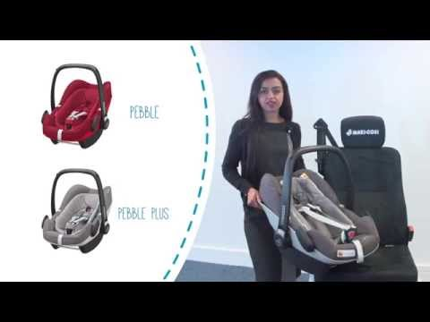 Maxi-Cosi L What's The Difference Between Pebble & Pebble Plus?