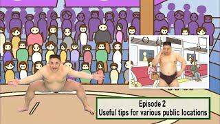 Japanese Manners: Episode 2  【Fuji TV Official】