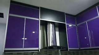 Video Kabinet Dapur / Kitchen Cabinet 3G Purple download MP3, 3GP, MP4, WEBM, AVI, FLV Agustus 2018