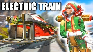 The OP Electric Train Strategy in Apex Legends
