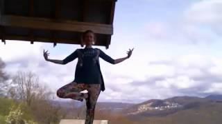 Yoga Dance Йога танец урок №2