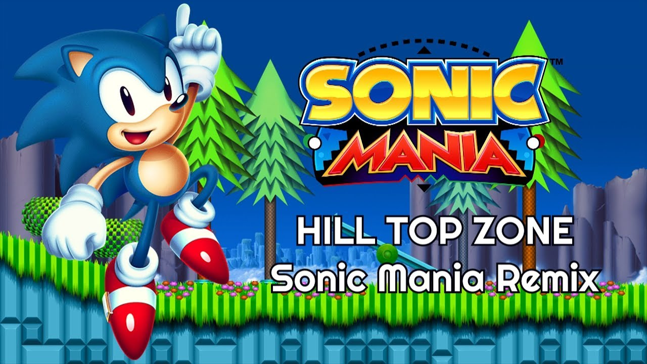 Hill Top Zone Act 8 - Sonic Mania Remix
