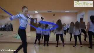 Маленькие пираты. Детские танцы, открытый урок в Oliva Dance.