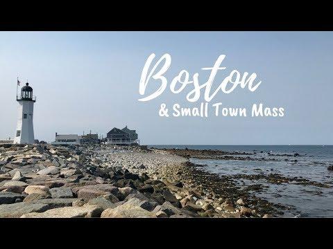Full Time RV Boston & Small Town Massachusetts
