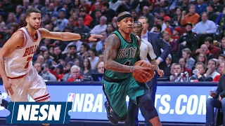 Did Isaiah Thomas Prevent C's From Making Trade For Cousins?