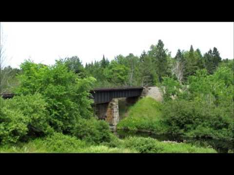 Maine Northern Railway Excursion Ride