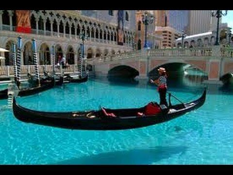 Las Vegas Hotel With Gondola