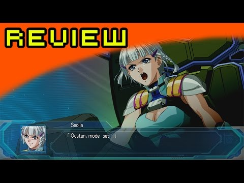Super Robot Wars OG: The Moon Dwellers (PlayStation 4) Review - DO YA LIEK TEH VIDYA GAEMS?!