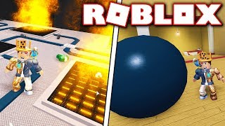 BOWLING & CUBE OF DOOM IN EPIC MINIGAMES UPDATE!! (Roblox)