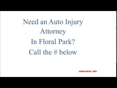 Floral Park Auto Injury Attorney