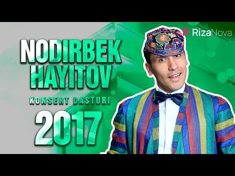 Nodirbek Hayitov - Hayotga kulib boqing nomli konsert dasturi 2017