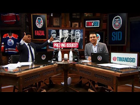Tim and Sid: Donald Trump's Twitter beef with LaVar Ball tackling prez-ing issues