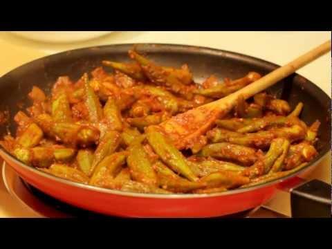 Easy Okra Recipe