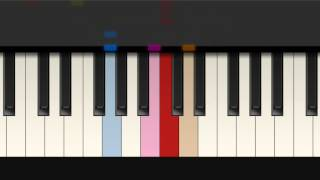 Here Comes the Bride - Richard Wagner - Tiny Piano