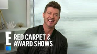 "Robin Thicke Teases Most Shocking ""Masked Singer"" Reveal 