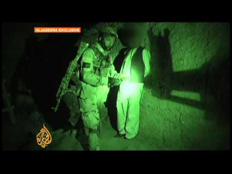 Glimpse inside Afghan army's elite forces