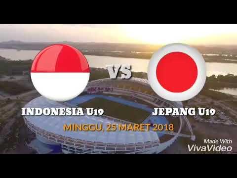 Live Streaming Rcti Indonesia U 19 Vs Jepang U 19 2018 Youtube