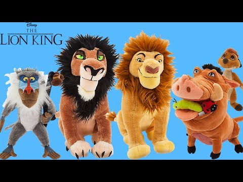 The Lion Guard The Rise of Scar New Toys from Disney Store
