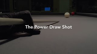 Shot of the Week #29 - The Power Draw Shot