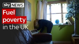 Fuel poverty in the UK
