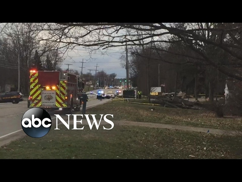 Ohio shooting results in at least four people rushed to the hospital