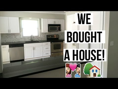 WE BOUGHT A HOUSE AT 20 YEARS OLD! 🏡