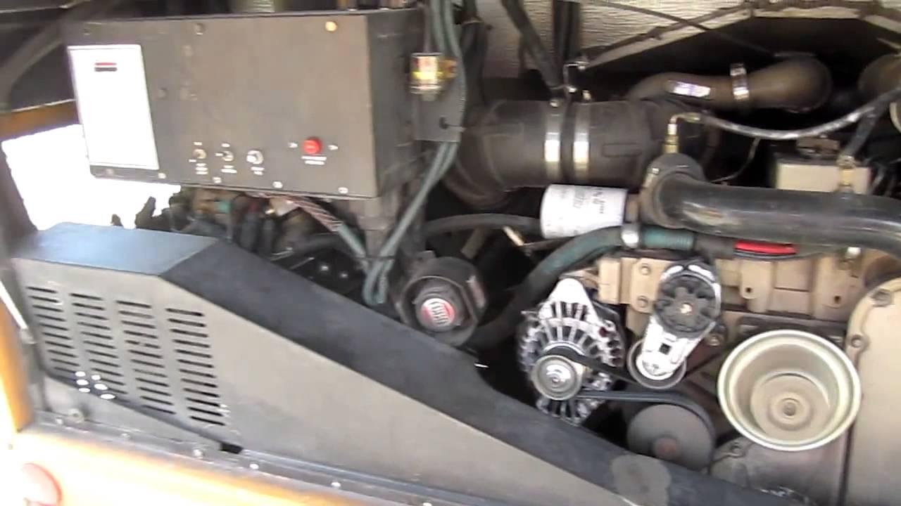 Thomas Built Buses >> 40 foot long thomas school bus with rear cummins engine