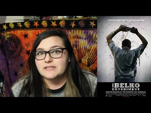 THE BELKO EXPERIMENT MOVIE REVIEW