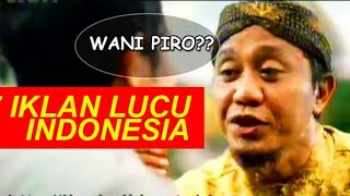 Video Kumpulan iklan jadul indonesia lucu download MP3, 3GP, MP4, WEBM, AVI, FLV Agustus 2018