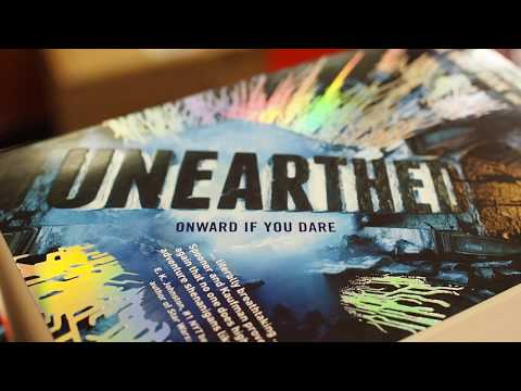 Dymocks Presents: Amie Kaufman & Meagan Spooner talk about UNEARTHED