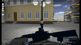 [Roblox London] Met SCO19 CTSFO IRA Attack