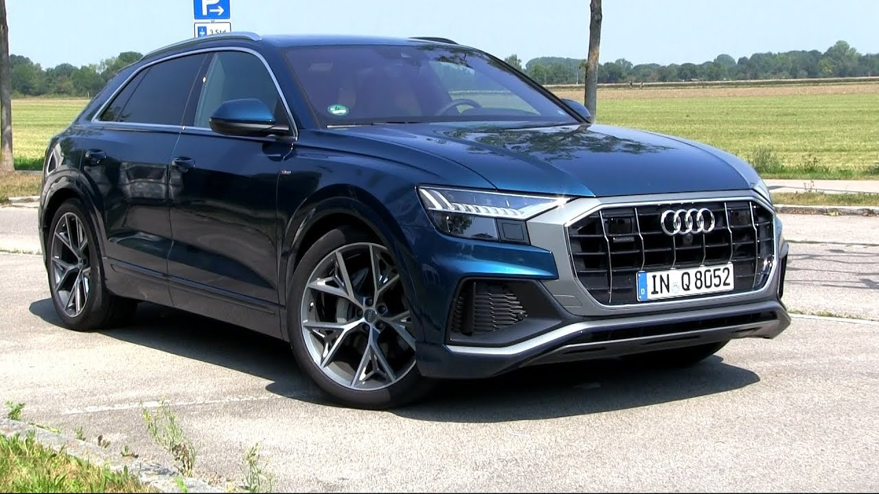 2018 audi q8 50 tdi 286 hp test drive youtube. Black Bedroom Furniture Sets. Home Design Ideas