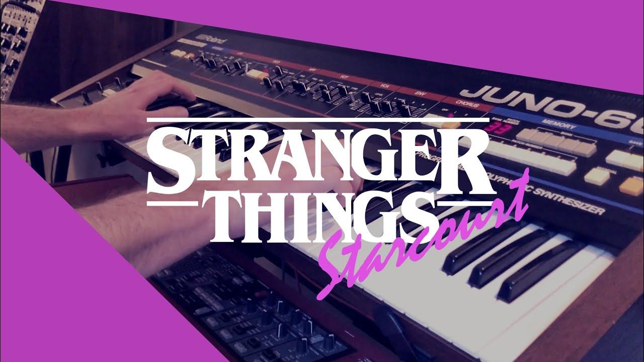 Download Stranger Things: Starcourt - Roland Juno 60 & TR-8