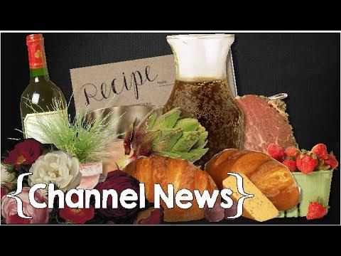 Joyful Nourishment ║ Channel News │June 2017
