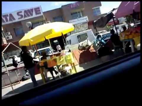 Blocking a Thief in Botswana