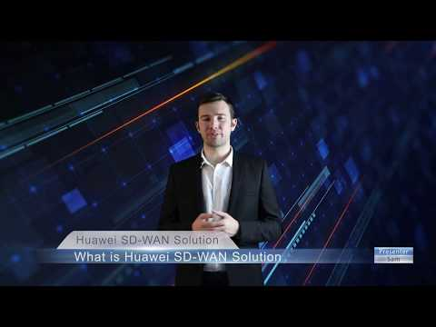 The Advantages And Features Of Huawei SD-WAN Solution For Enterprises Interconnection
