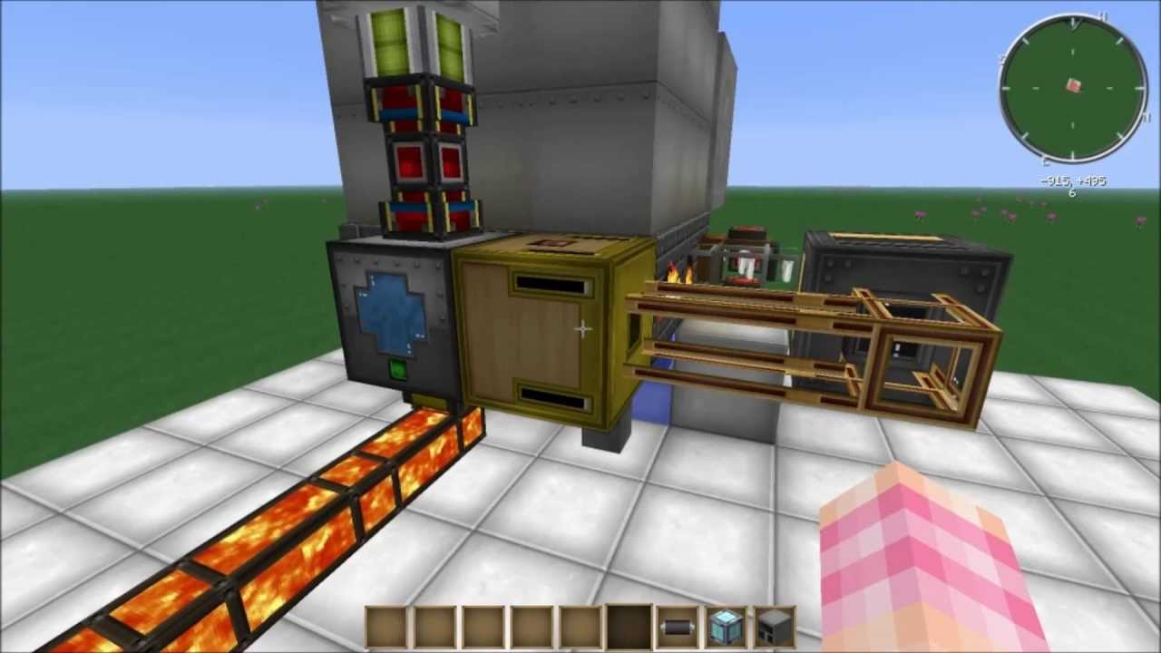 feed the beast tutorials automated steam boiler running on lava
