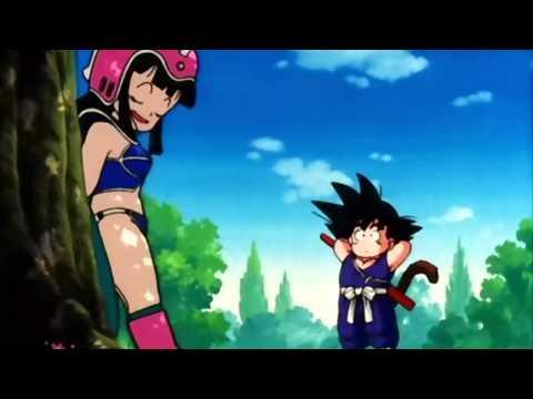 Goku Loses His Virginity