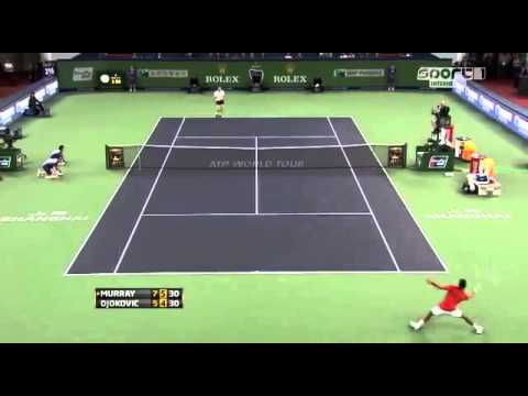 Novak Djokovic vs Andy Murray - ATP Masters Shanghai - Final