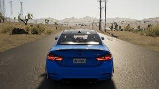 "The Crew 2 -  BMW M4  ""KIT PERFORMANCE"" - Test Drive - 1080p60FPS"