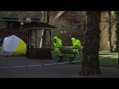 Novichok nerve agent a Russian speciality says expert